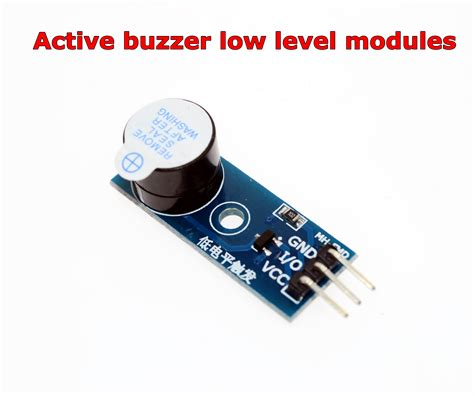 high quality active buzzer module for arduino new diy kit