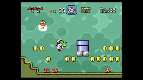 Smb Help Desk Super Mario World Screenshots Family Friendly Gaming