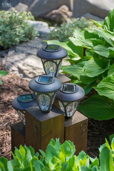 solar lights for landscaping 25 best ideas about solar garden lights on