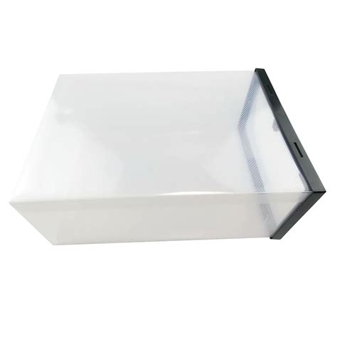 clear plastic shoe storage boxes 5 plastic drawer shoe storage box clear stackable