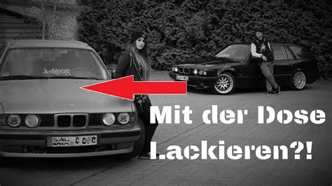 Auto Mit Dosen Lackieren quot wattn lack quot auto lackieren mit der dose youtube