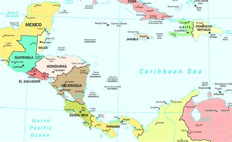Top Mba In Central America by Foto Server By Carnaval Maps And Guides Central