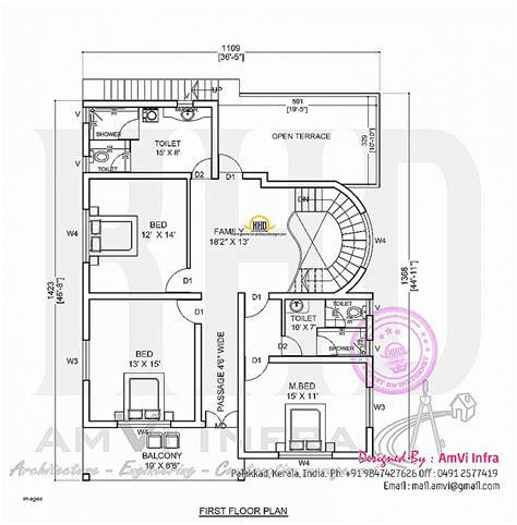 house floor plans free house plan awesome low cost kerala housing plans low cost