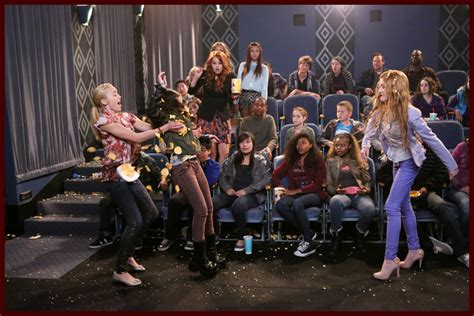 katherine mcnamara on jessie photos kat mcnamara guest stars on a messy new jessie