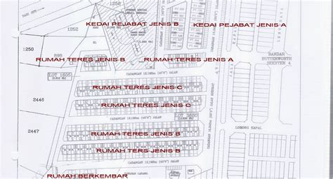 jenis layout design e century realty layout plan pelan susunatur
