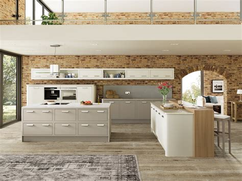 Exclusive Kitchens By Design by Modern In Frame Slab Kitchen Collection Contemporary In
