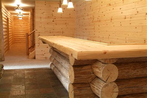 Knotty Pine Lumber Knotty Pine Paneling Tongue Groove Woodhaven Log