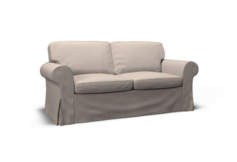 ektorp 2 seater sofa bed ektorp two seat sofa bed cover houston sand by