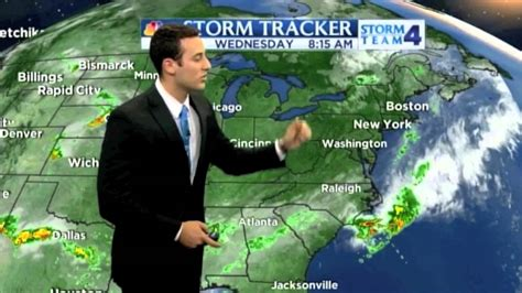 Meteorology Mba Program by Adam Epstein Meteorologist Reel