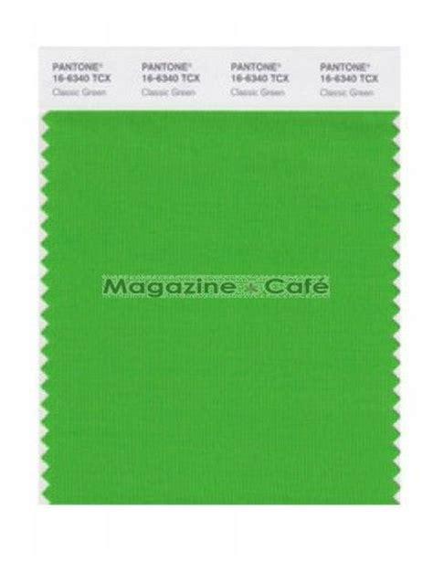 Pantone Color Palettes pantone smart 16 6340 tcx color swatch card classic green