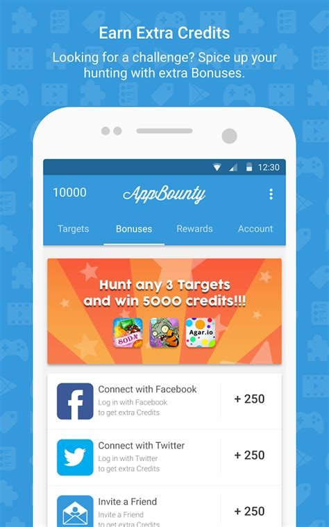 Apps To Earn Gift Cards On Android - appbounty free gift cards android apps on google play