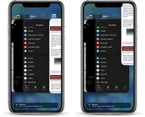 how to apps on iphone x xr xs and xs max in ios 12 macrumors