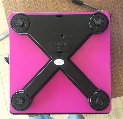 Timbangan Lazada universal timbangan badan kaca elektronik 180kg black