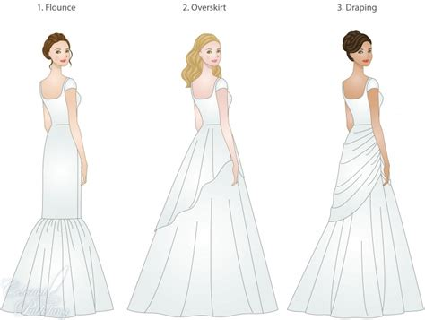 Wedding Dresses For Type by Wedding Dress Styles Type
