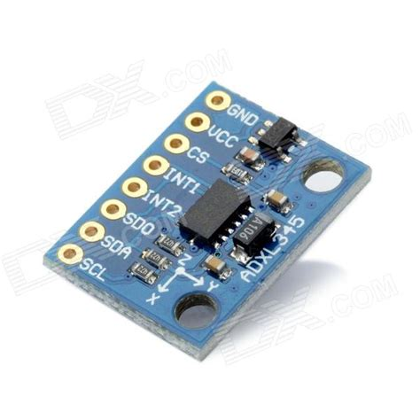 Gy 291 3 Axis Acceleration Sensor Xyz Akselerasi gy 291 adxl345 3 axis acceleration gravity tilt sensor module free shipping dealextreme