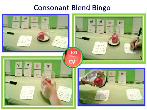 blend templates reading2success consonant blend cards sorting activity