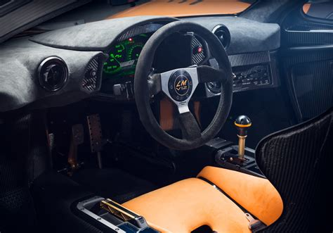 mclaren f1 lm interior the unattainable mclaren f1 lm was ours for a weekend