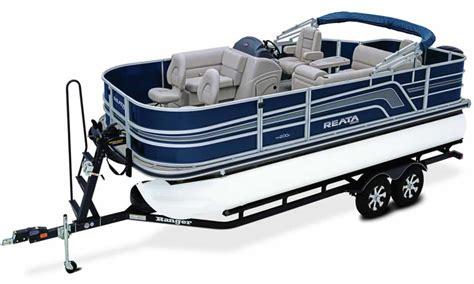 oregon fishing pontoon boats ranger rp200f fish pontoon boat vics sports center