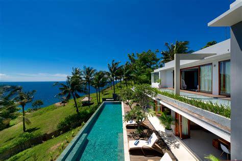 design in indonesia malimbu cliff villa on lombok island indonesia