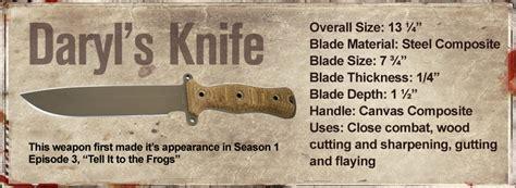 knives in the walking dead image daryl s knife png walking dead wiki fandom