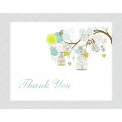 wedding thank you cards style 433 whimsicalprints