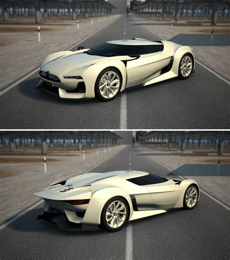 Citroen Gt Price by Citroen Gt By Citroen Concept 08 By Gt6 Garage On Deviantart