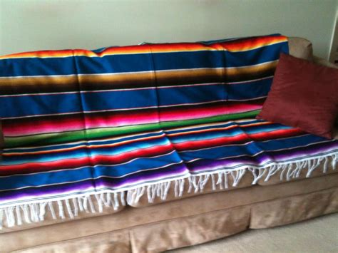 Handmade Mexican Blankets - authentic handmade mexican serapes blankets sarapes