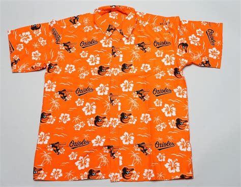 Orioles T Shirt Giveaway - july 12 2015 baltimore orioles vs washington nationals orioles hawaiian shirt