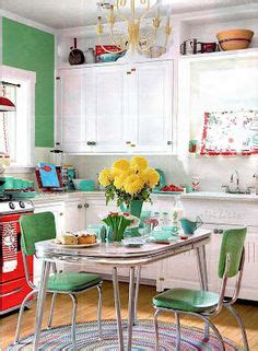 retro kitchen decor on retro kitchens retro