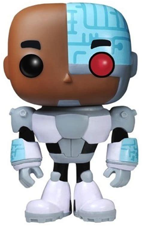 Funko Titan Go Cyborg Dorbz 11877 go cyborg pop vinyl by dc comics trt library