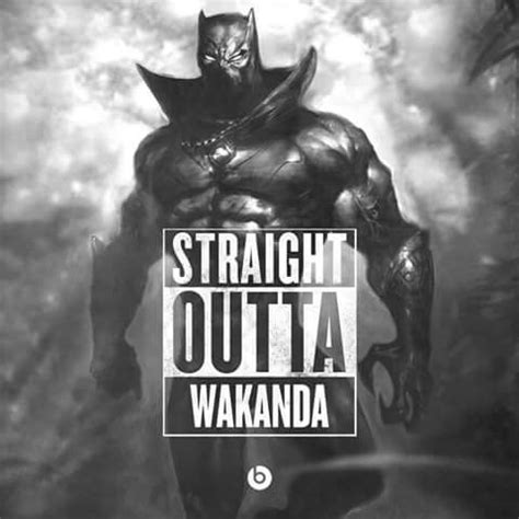Gildan Wakanda Black Panther outta wakanda wakanda black panther marvel and comic