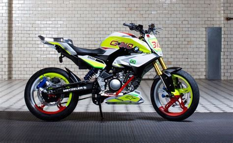Modified Bikes For Stunts by Bmw Concept Stunt G310 Revealed Motorcycle News