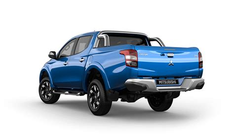 mitsubishi new cars mitsubishi triton specifications new cars review