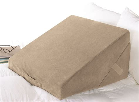buy bed wedge pillow the 3 in 1 wedge pillow