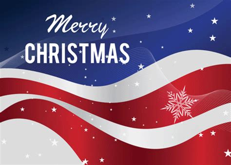 patriotic christmas wishes  flag  merry christmas wishes ecards