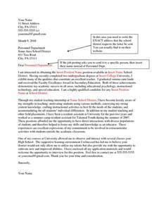 letter of interest cover letter how to write a cover letter of interest exle for a