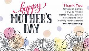 thank you letter to mom for mother s day mother s day special coverage mother appreciation quotes quotesgram