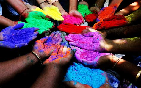 holi color festival picture of organic holi colors holi day in india 2018