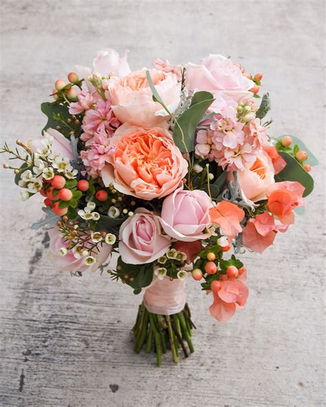 Floral Bouquets by Bridal Bouquet Inspiration Mon Cheri Bridals