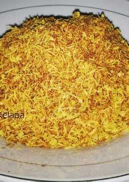 Srundeng Kelapa 120gram serundeng kelapa 149 resep cookpad