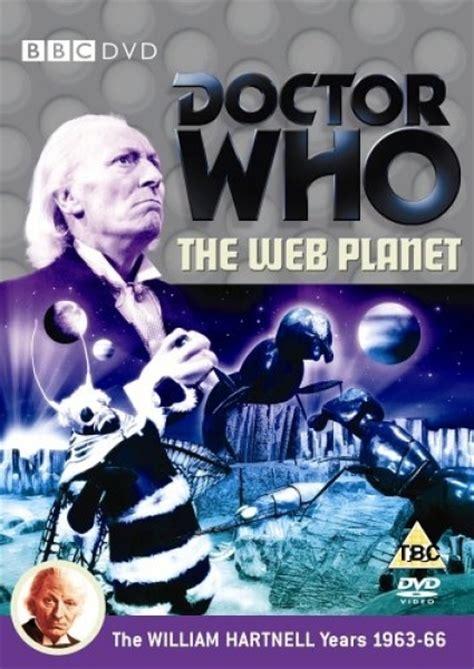 doctor who the web planet dvd zavvi