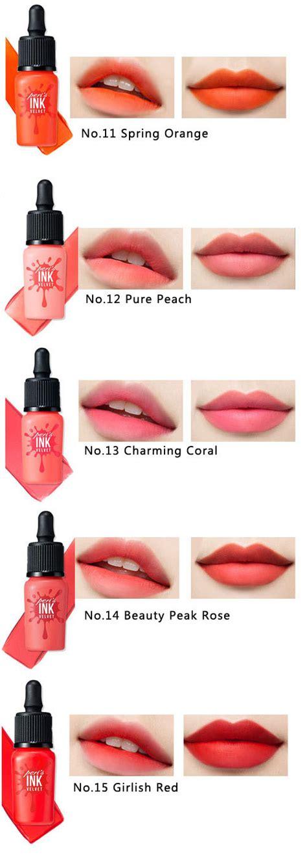Sale Liptin Ink Liptint Peripera peripera peris ink velvet 17ss peripera lip tint shopping sale koreadepart