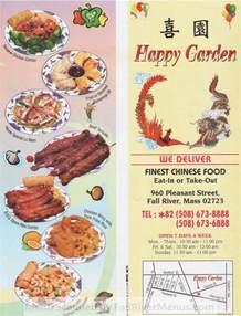 happy garden fall river restaurants - Happy Garden Fall River