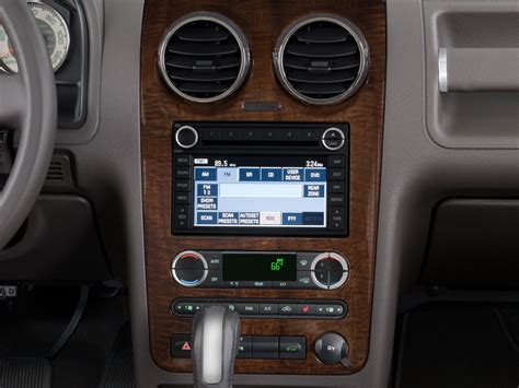 Interior Instrument Tech Services Ltd by 2008 Ford Taurus X Instrument Panel Interior Photo