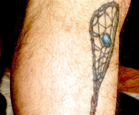 lacrosse tattoos paul stolzer new wave lacrosse lacrosse playground