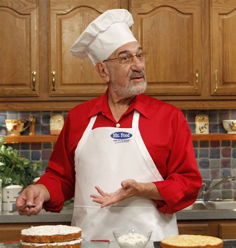 mr cuisine ginsburg television chef known as mr food dies at