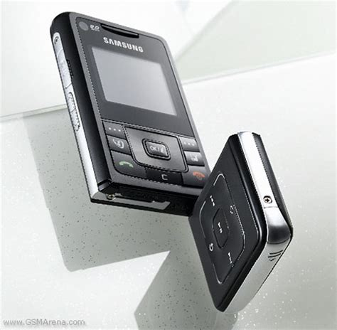 Samsung F500 pictures, official photos