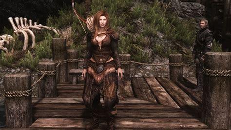 skyrim hot armor replacer warmth light armor replacer at skyrim nexus mods and