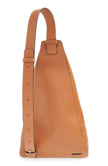 Calf Leather Small Sling Bag loewe small anton calfskin leather sling bag nordstrom