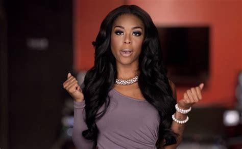 love hip hop hollywood star moniece slaughter slams aisha fizz filed a restraining order against the mother